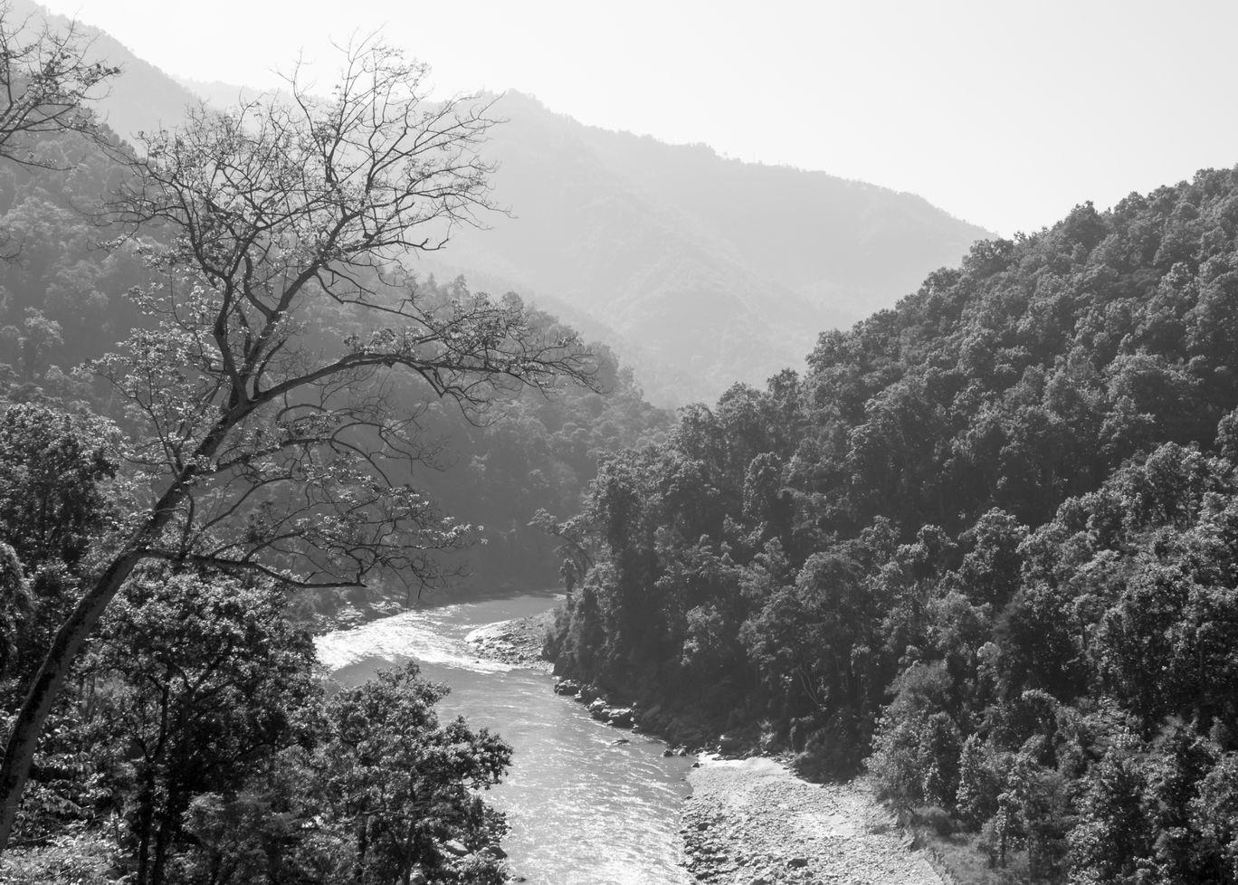 Photo of Teesta River By NIKHIL KERKETTA
