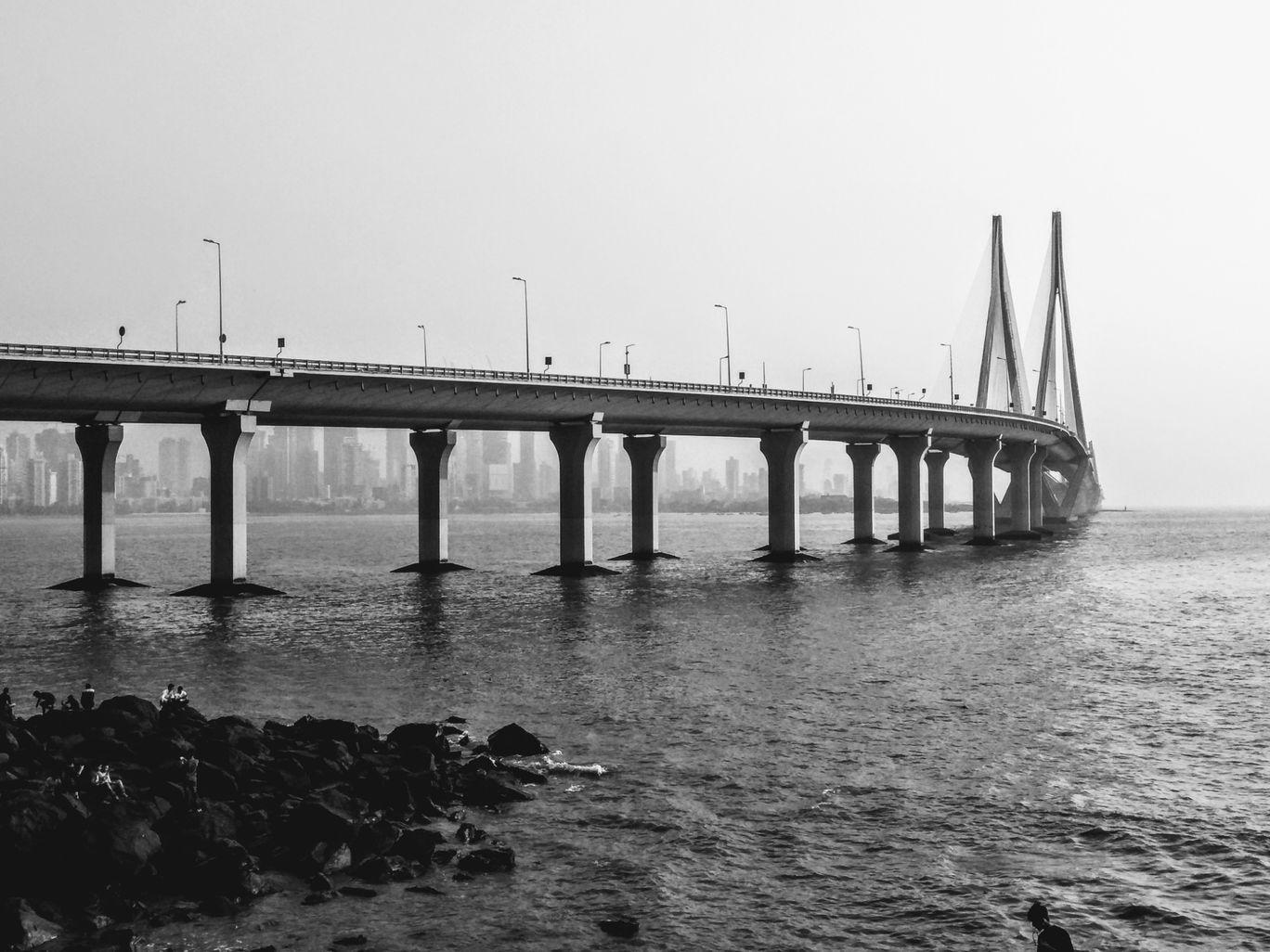 Photo of Bandra Worli Sea Link By Gokul Bharath