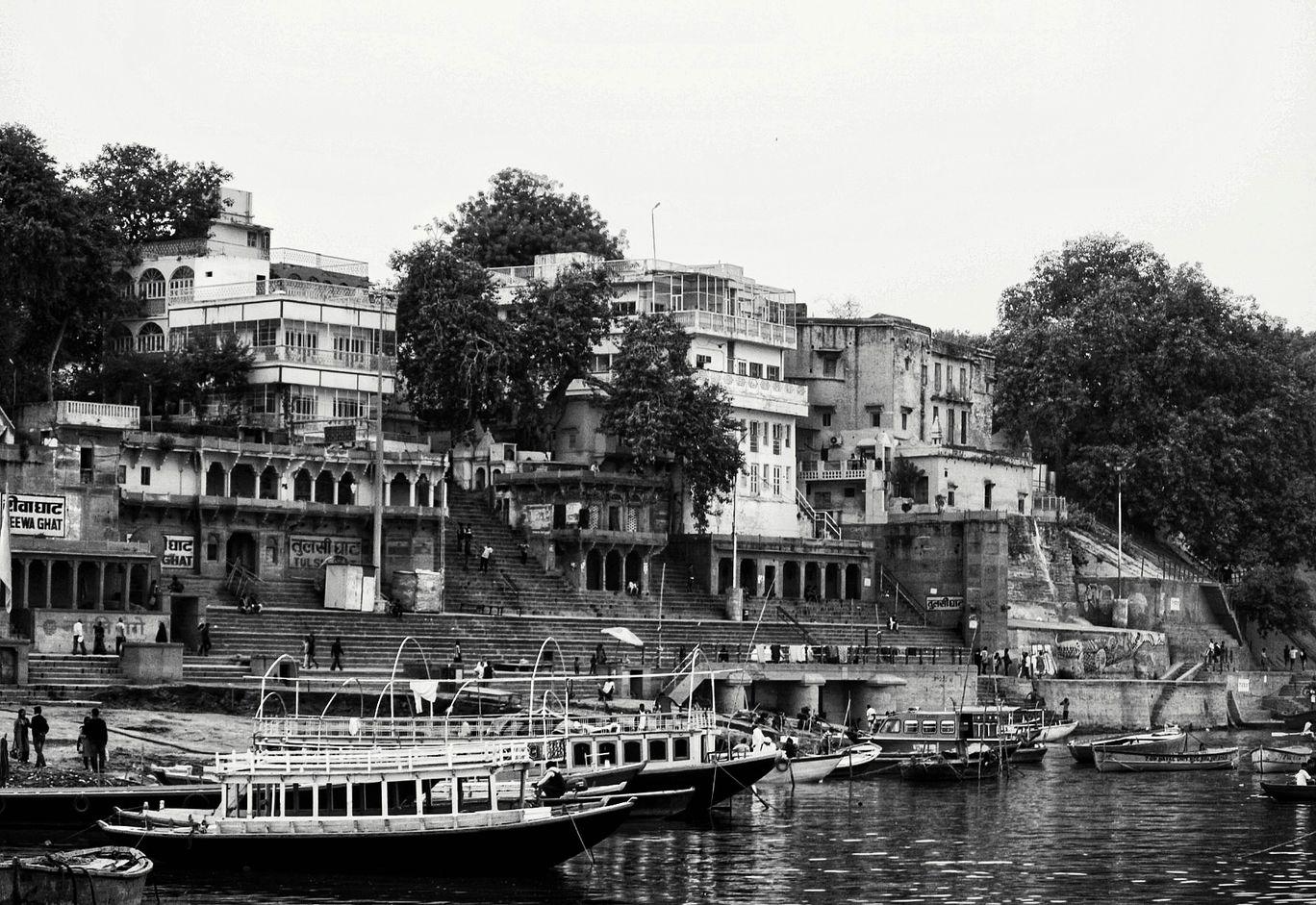 Photo of Varanasi By ayon roy