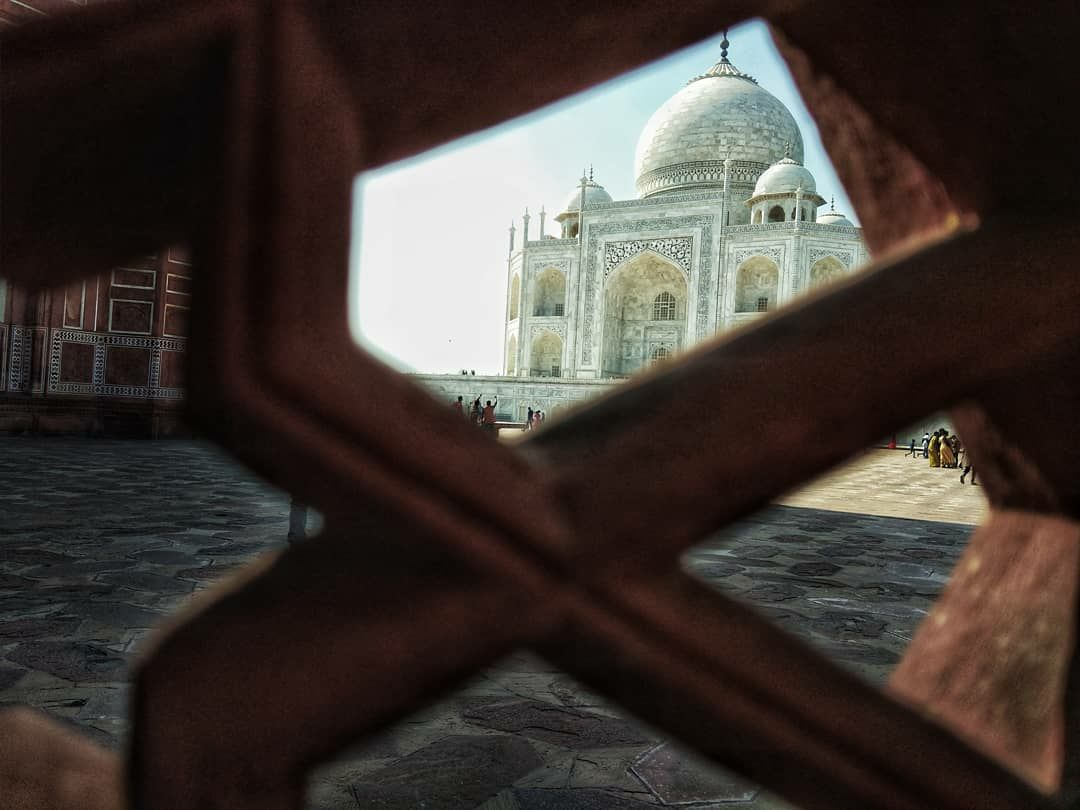 Photo of Agra By ayon roy