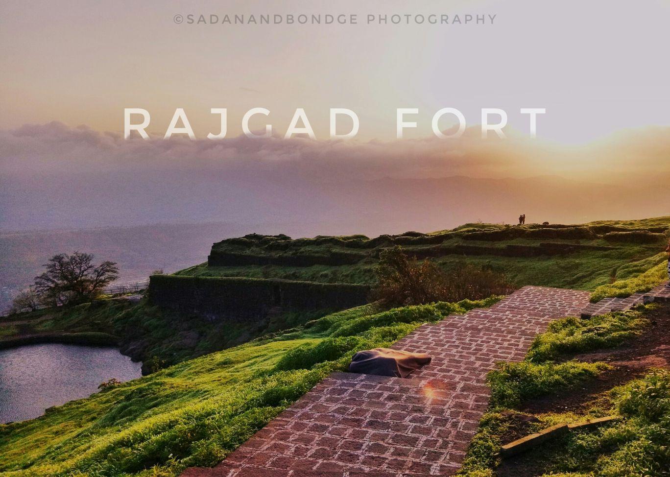 Photo of Rajgad Fort By Sadanand Bondge