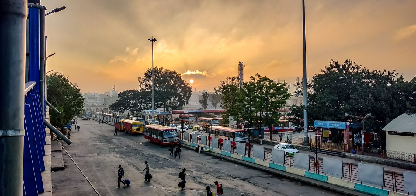 Photo of Kempegowda By Karthik Nagaraj