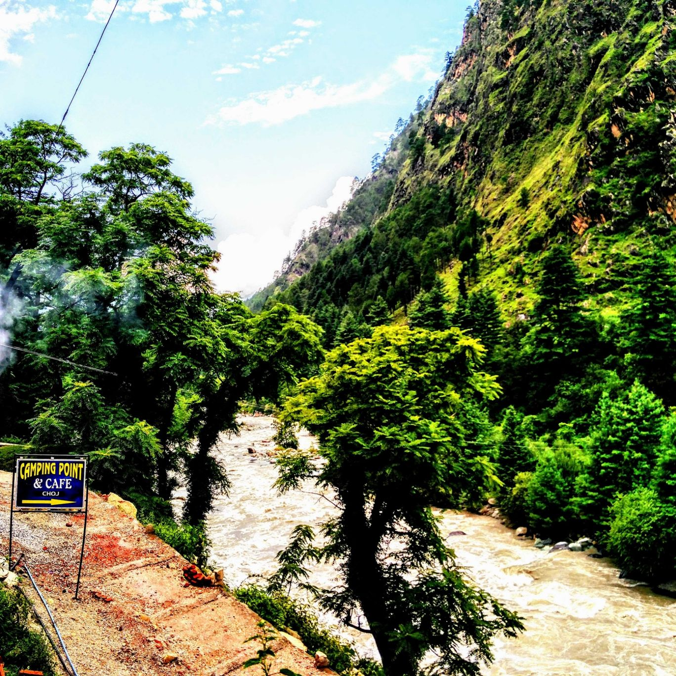 Photo of Kheer Ganga Track By SillyHilly