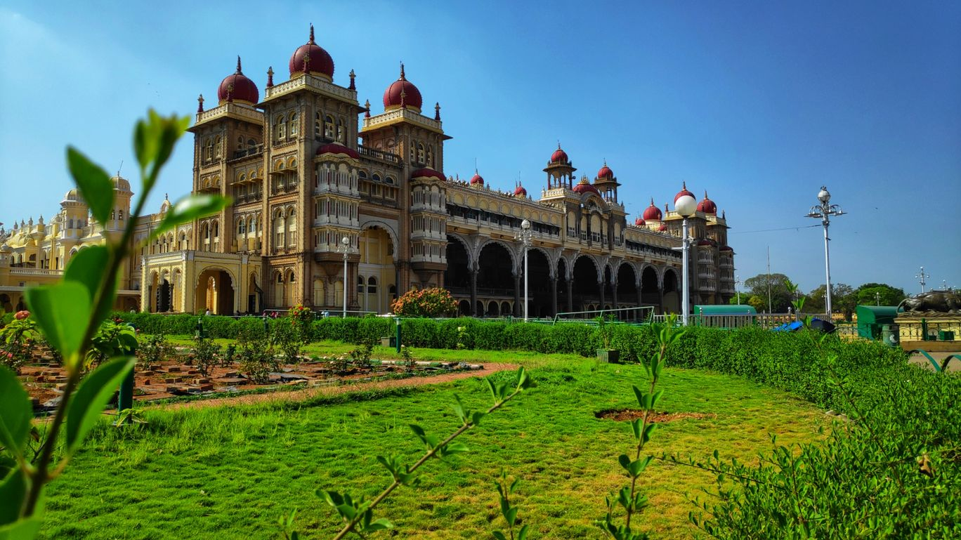 Photo of Mysore Palace By Prakash Choudhry