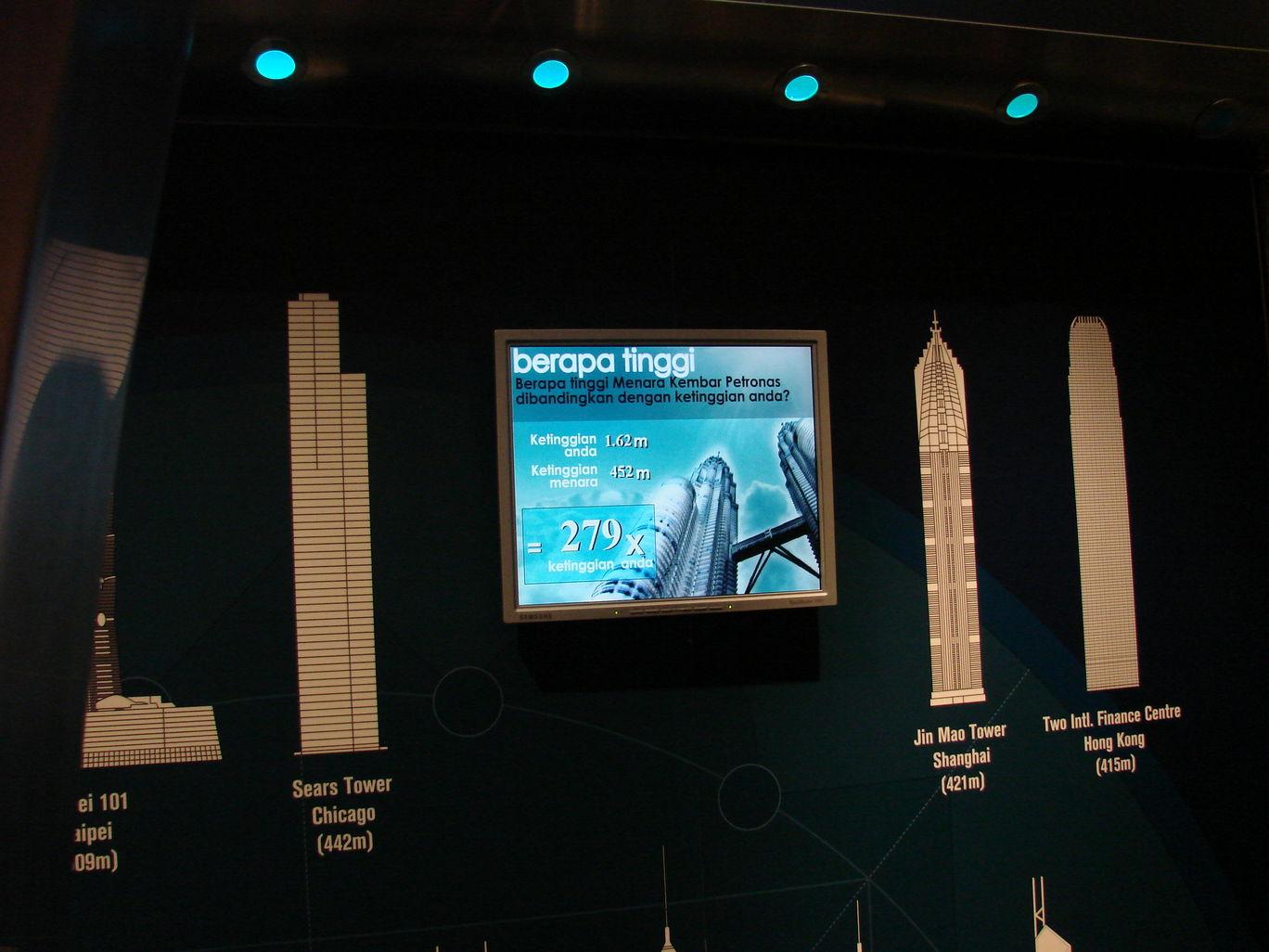 Photo of Petronas Twin Tower By Srinidhi Kandi