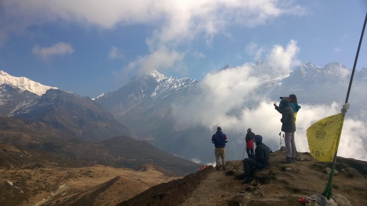Photo of Dzongri Top By Debajit Roy