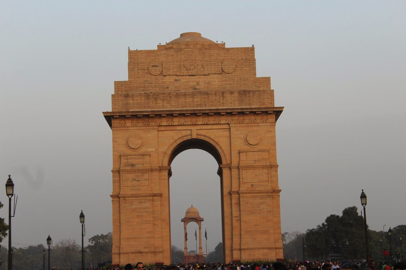 Photo of India Gate By Praveen Vendra