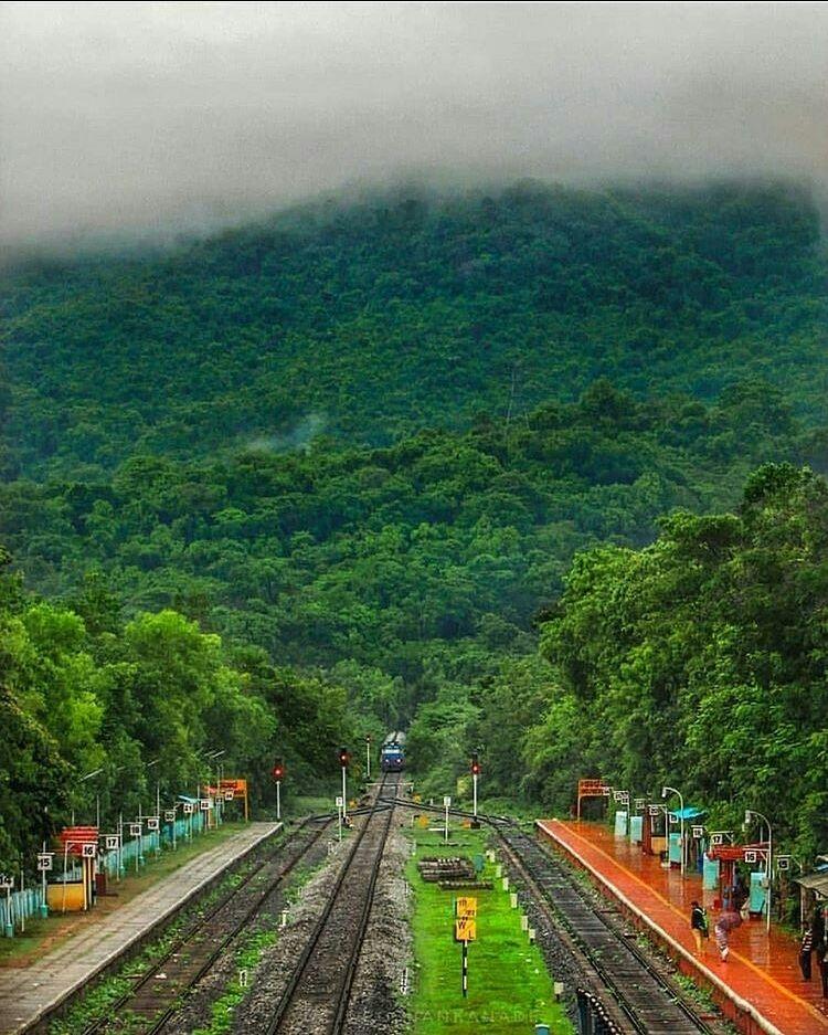 Photo of Karwar Railway Station By trippieeee_traveller