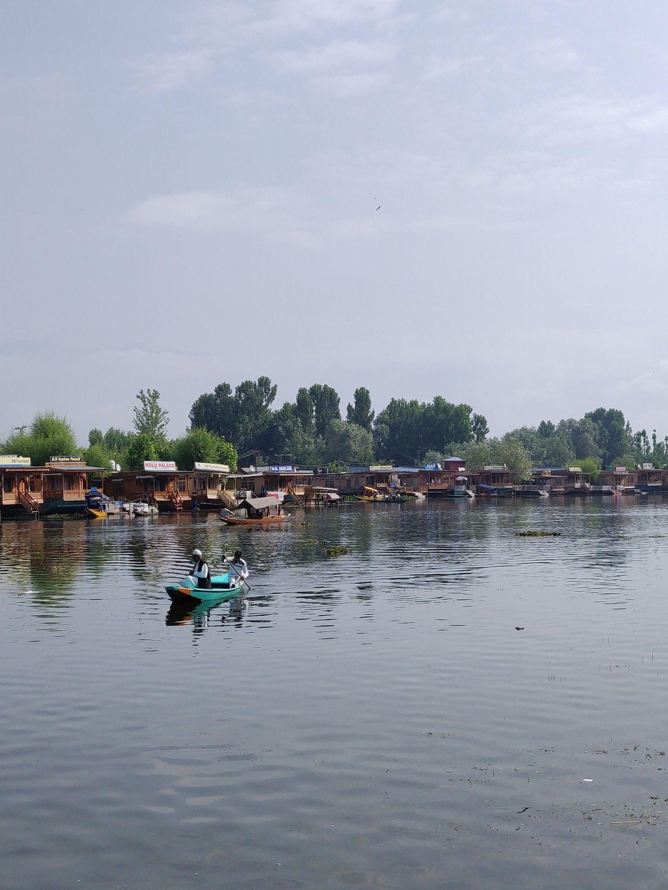 Photo of Dal Lake By pratik masurkar