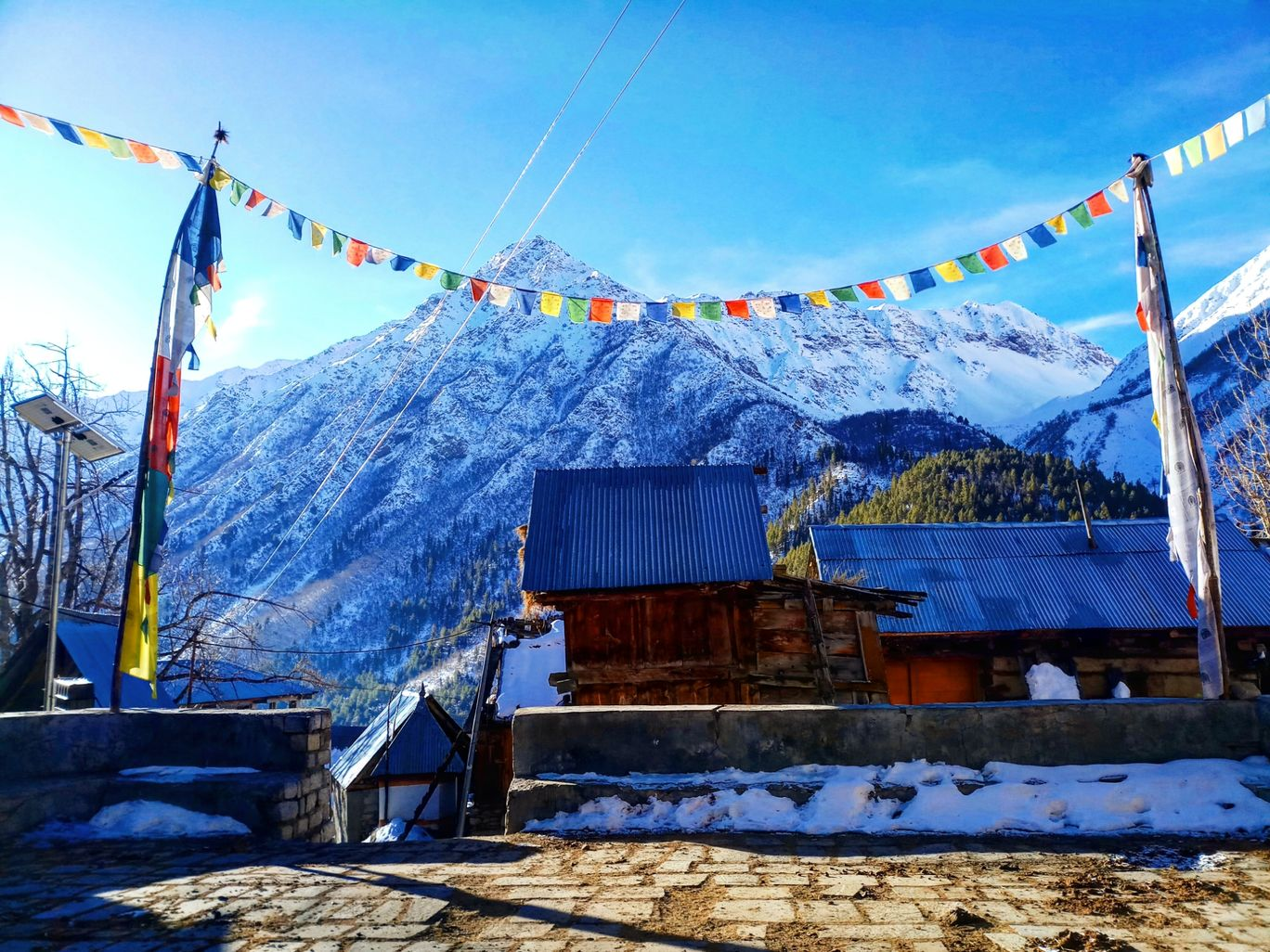 Photo of Chitkul By Naeem Ahmed