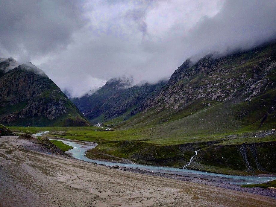 Photo of Zojila Pass By Naeem Ahmed