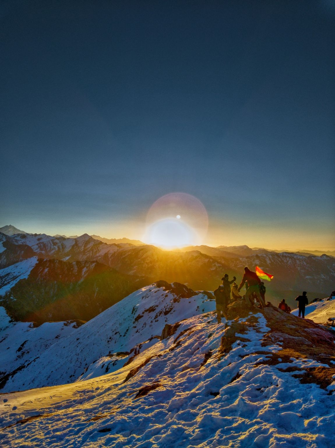 Photo of Kedarkantha Peak By Mohit Pancholi