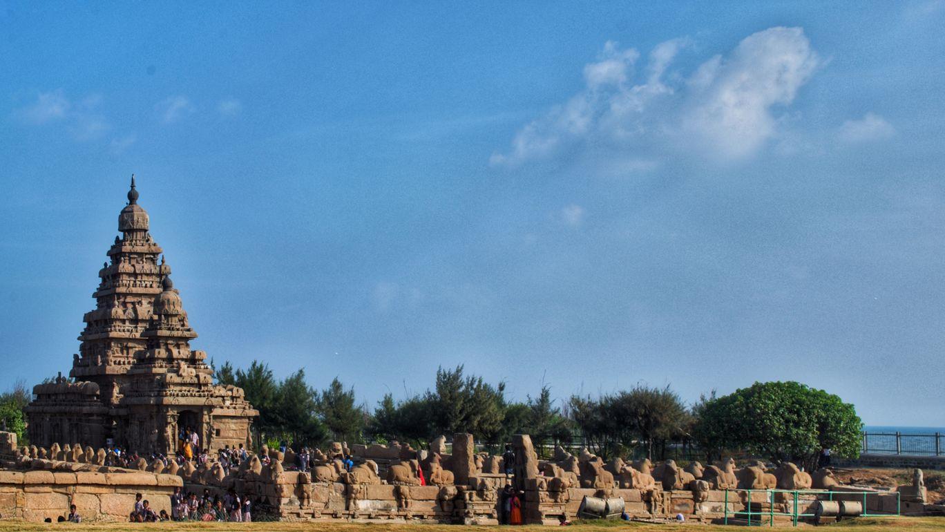 Photo of Mahabalipuram By Akshay Mudholkar