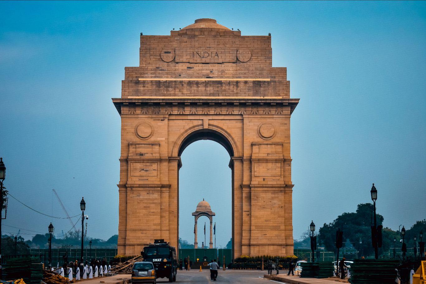 Photo of India Gate By Hari Krishnan