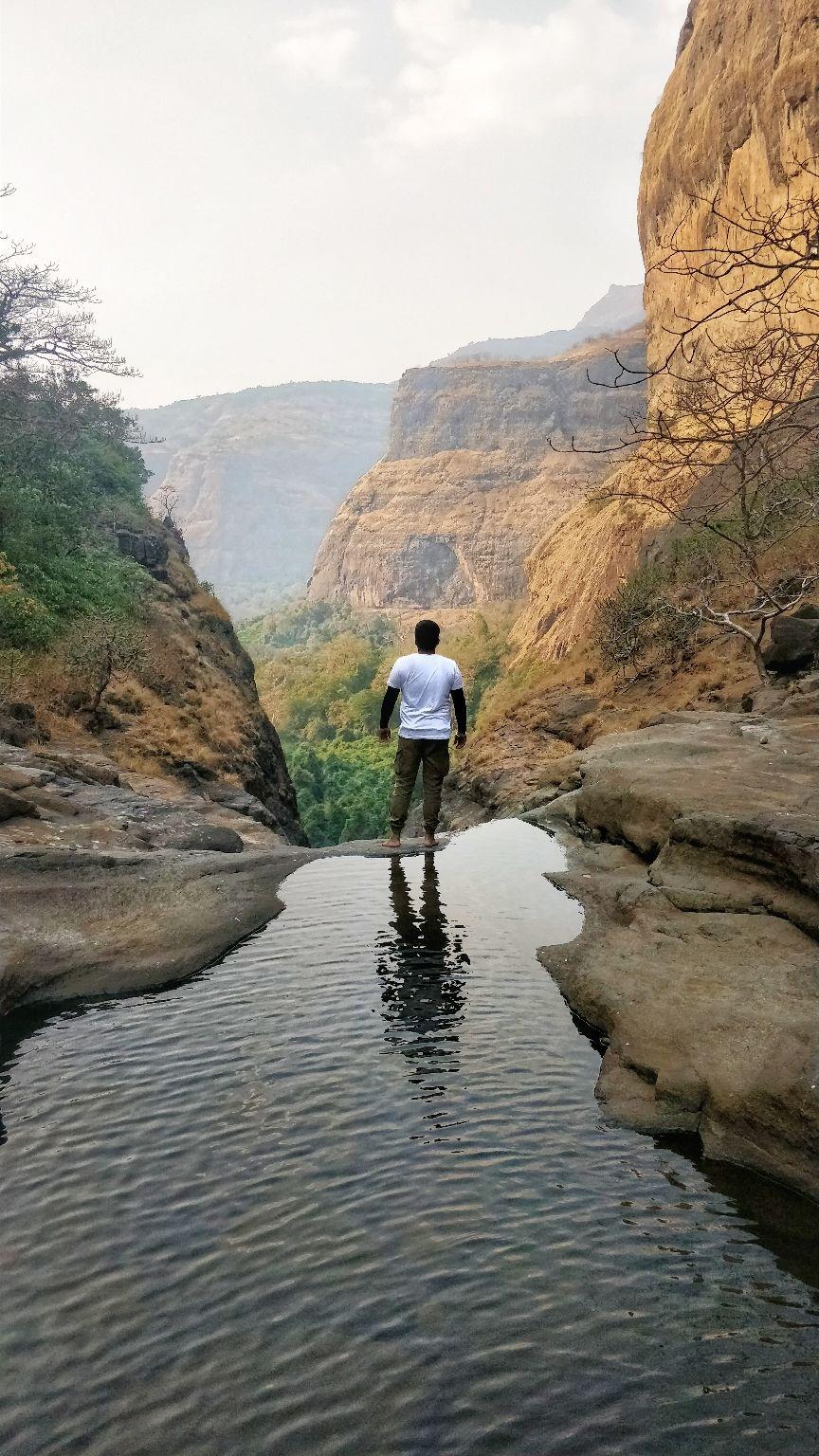Photo of Sahyadri Mountains By shubham salunke
