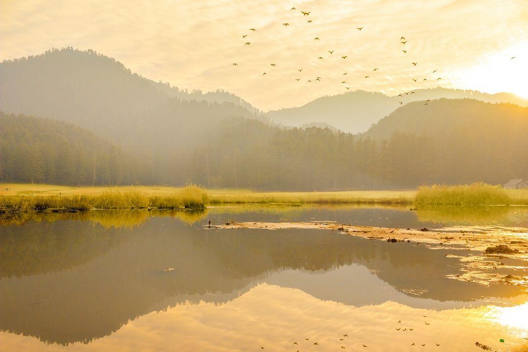 Photo of Khajjiar Lake By Utkarsh Bhatt
