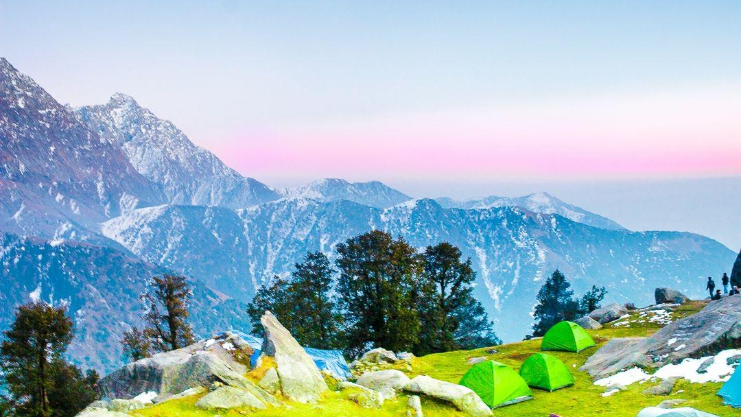Photo of Triund Trek By Utkarsh Bhatt