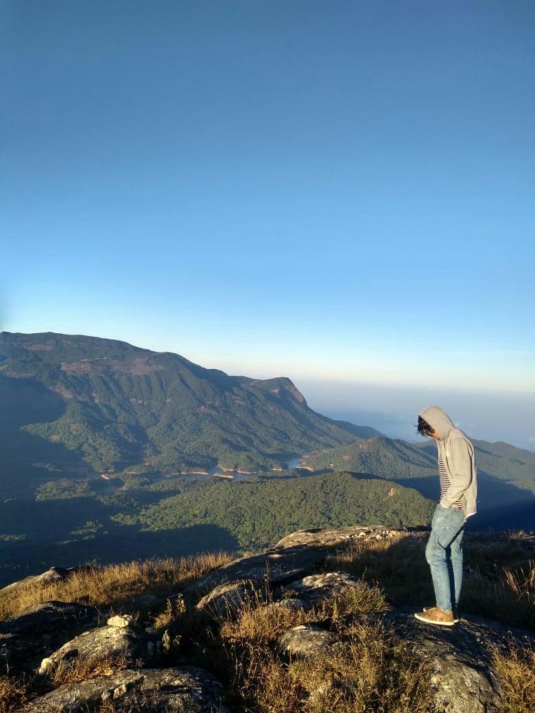 Photo of Velliangiri Mountains By Arif Riyas