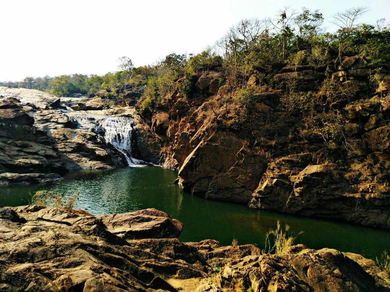 Photo of Perwaghagh Waterfall By Sandeep Kumar