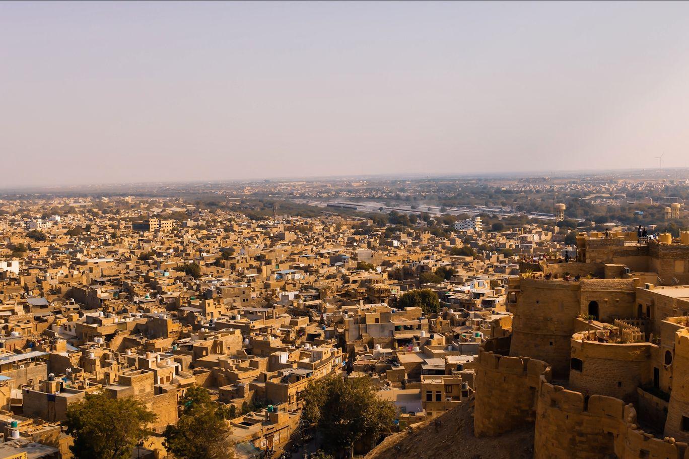 Photo of Jaisalmer Fort By GVPIXEL