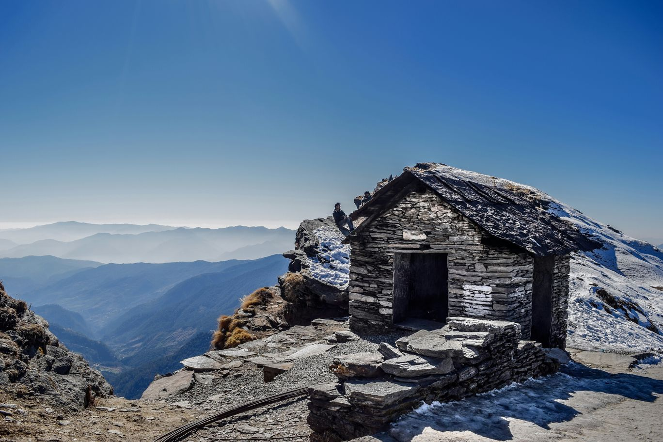 Photo of Tungnath Temple By Prakhar Rastogi