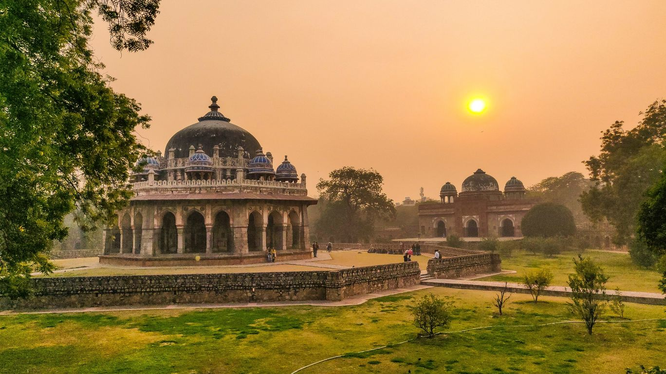 Photo of Humayun's Tomb By Travel Smith