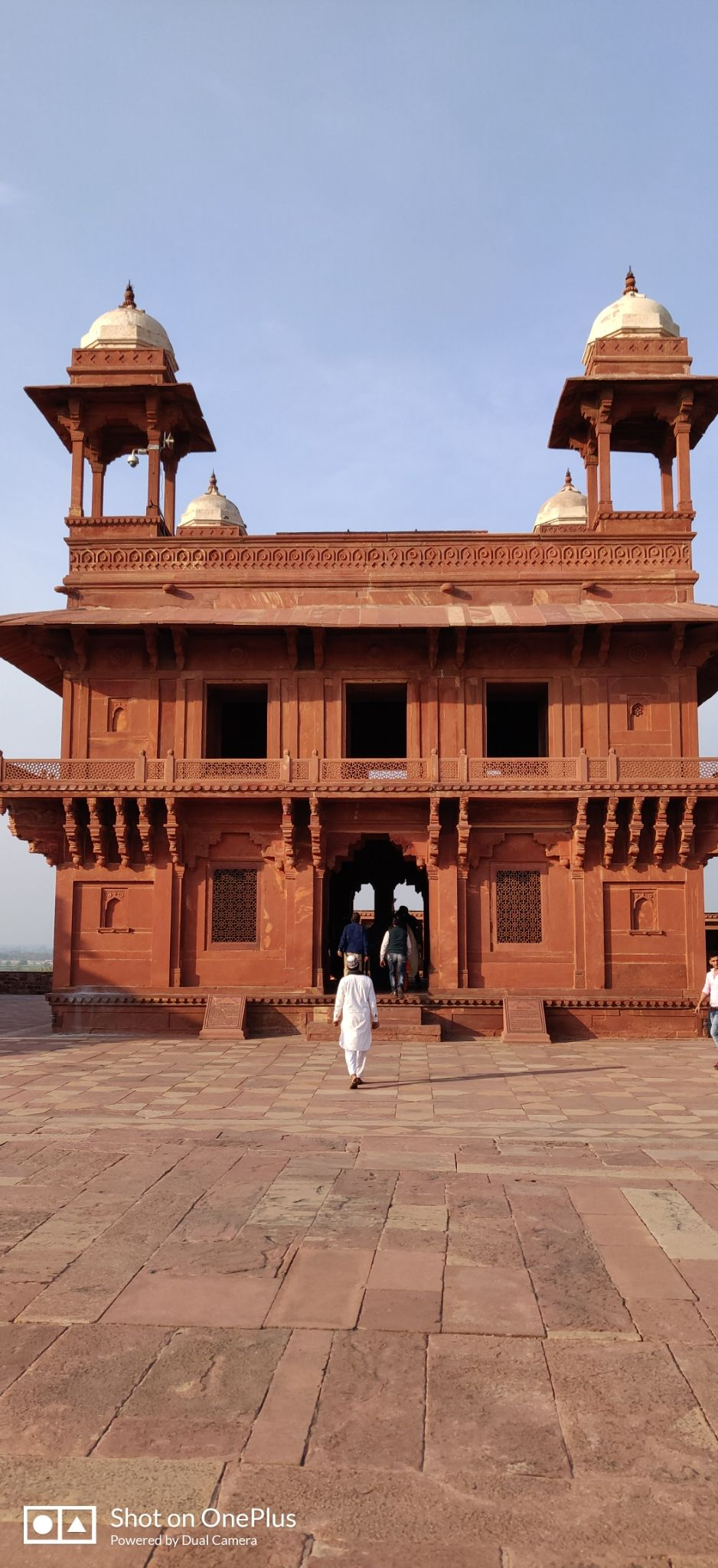 Photo of Fatehpur Sikri By PRANAB MOHAN