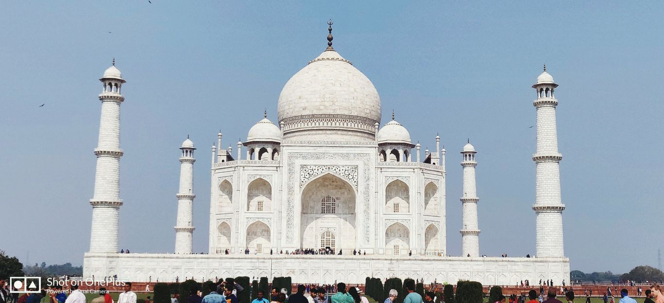 Photo of Agra By PRANAB MOHAN