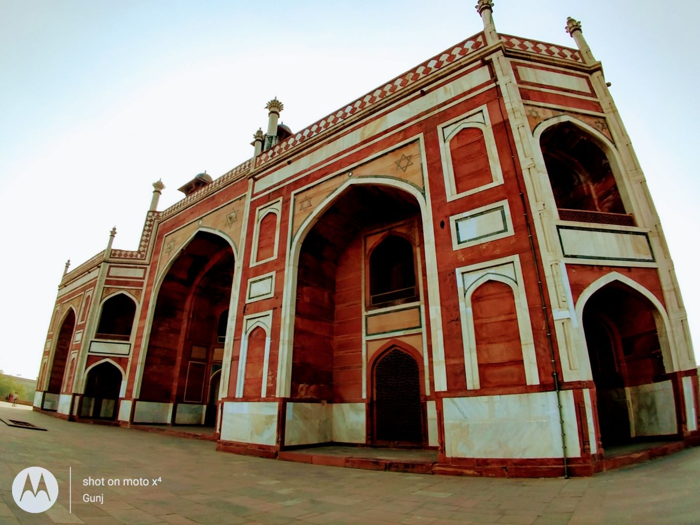 Photo of Humayun's Tomb By tulika pandey