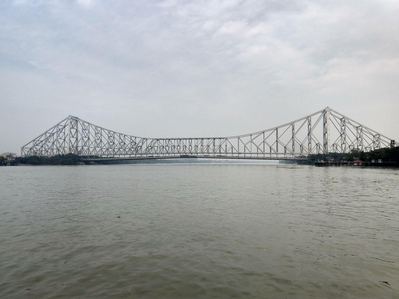 Photo of Howrah Bridge By tulika pandey