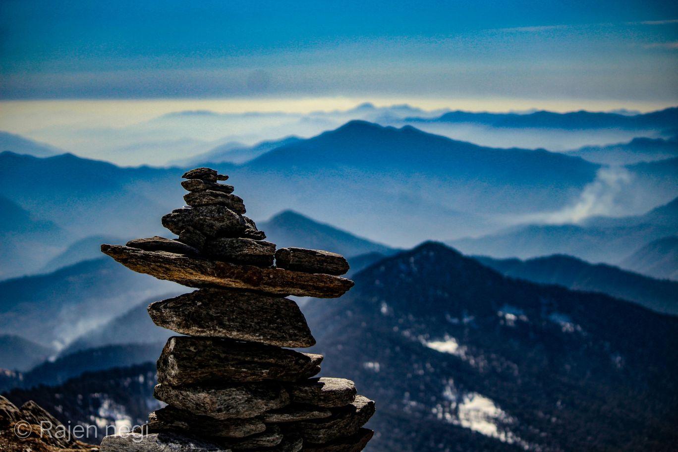 Photo of Kedarkantha Peak By trekking uttarakhand