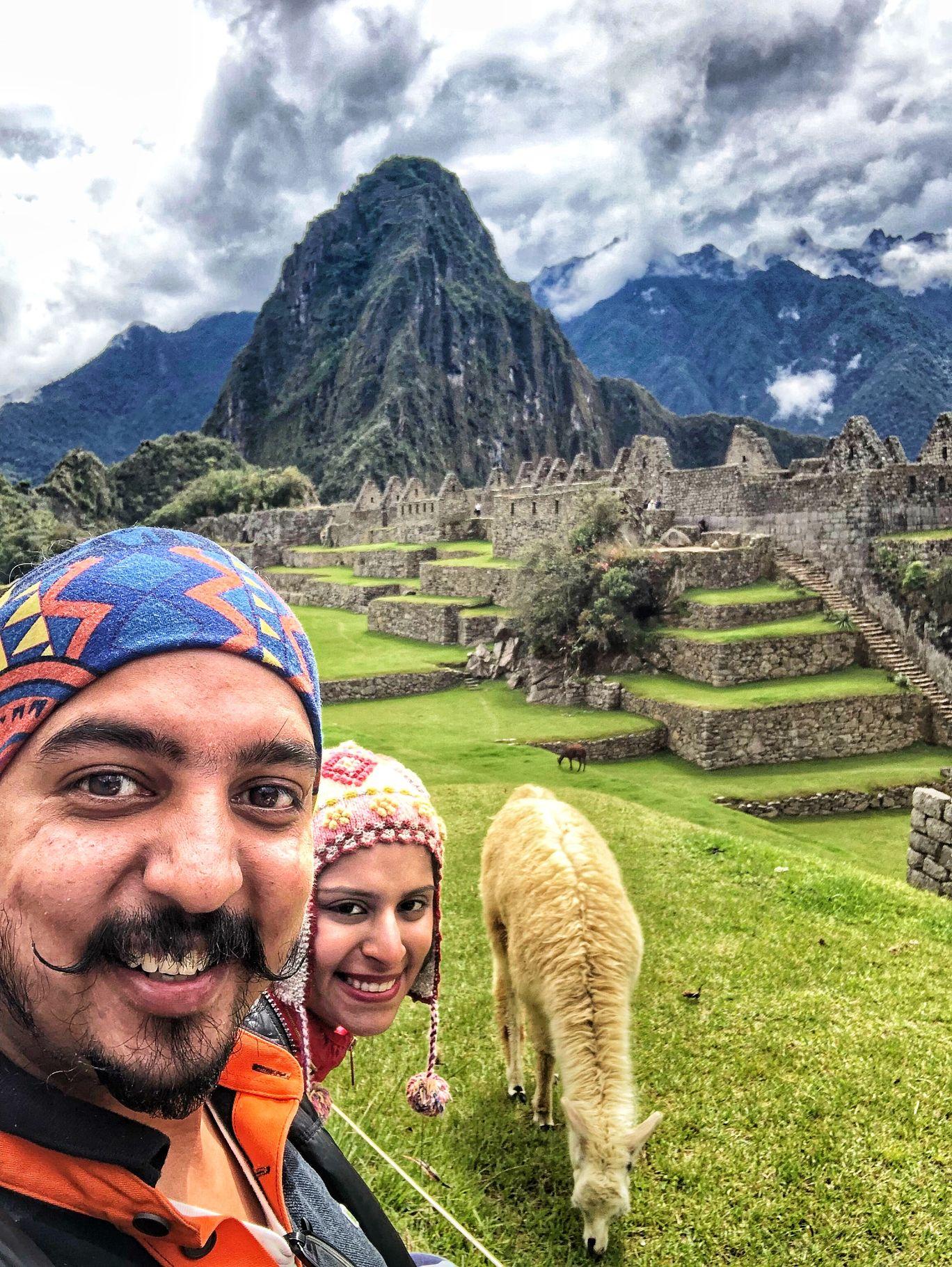Photo of Machu Picchu By Lash & Stache