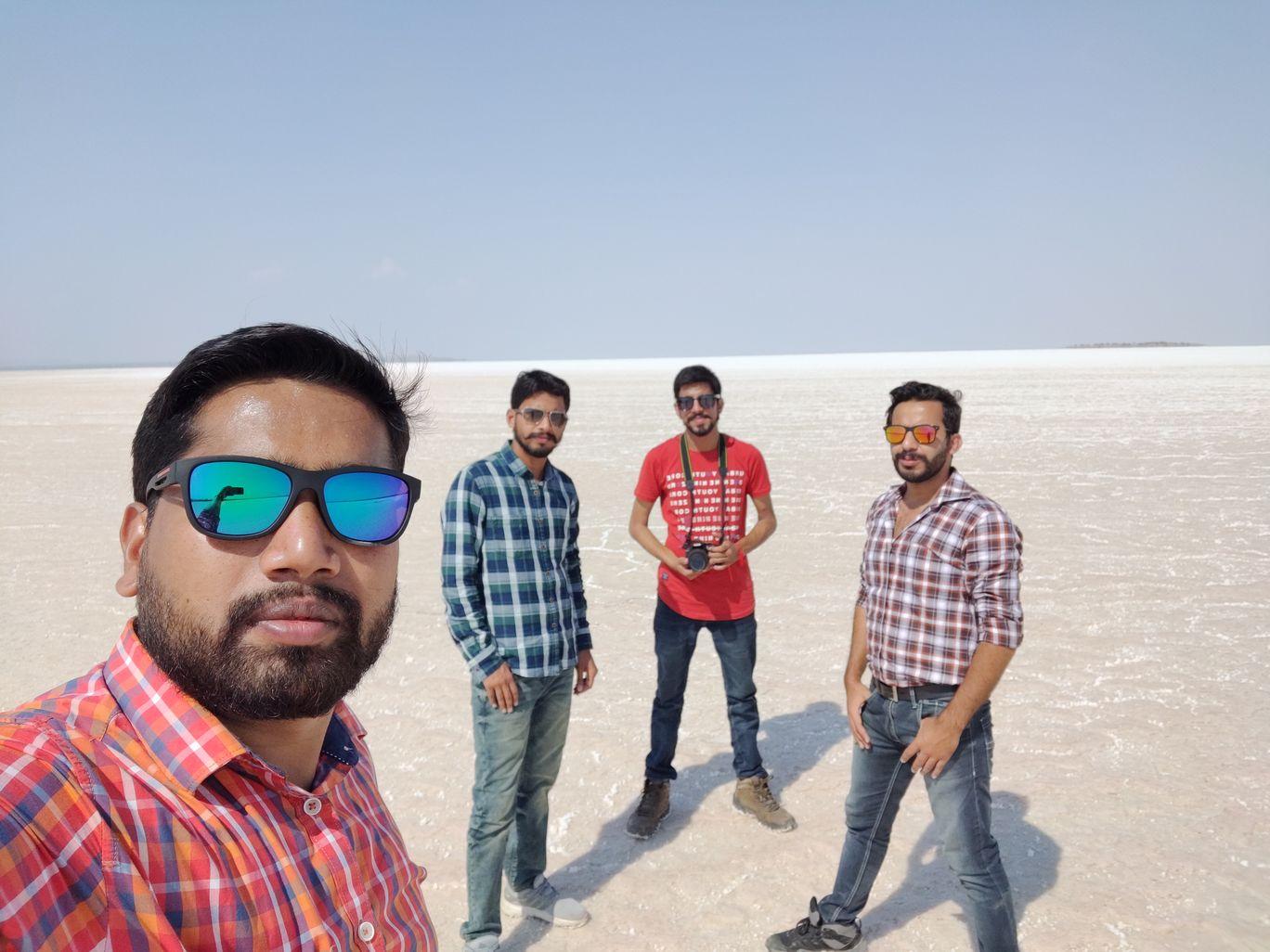 Photo of White desert By Abhishek Prabhakar