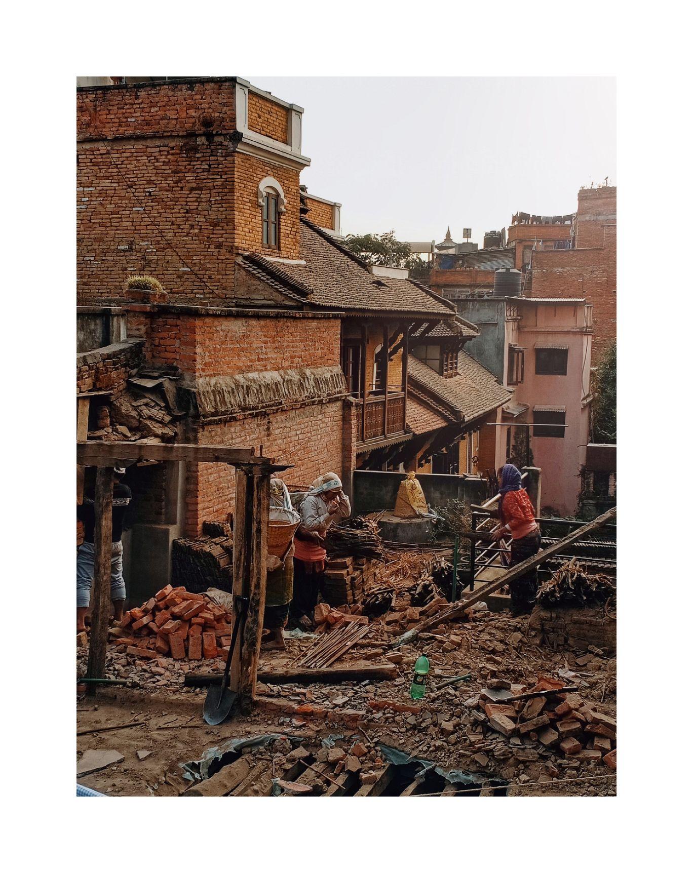 Photo of Nepal By Kiran Menon