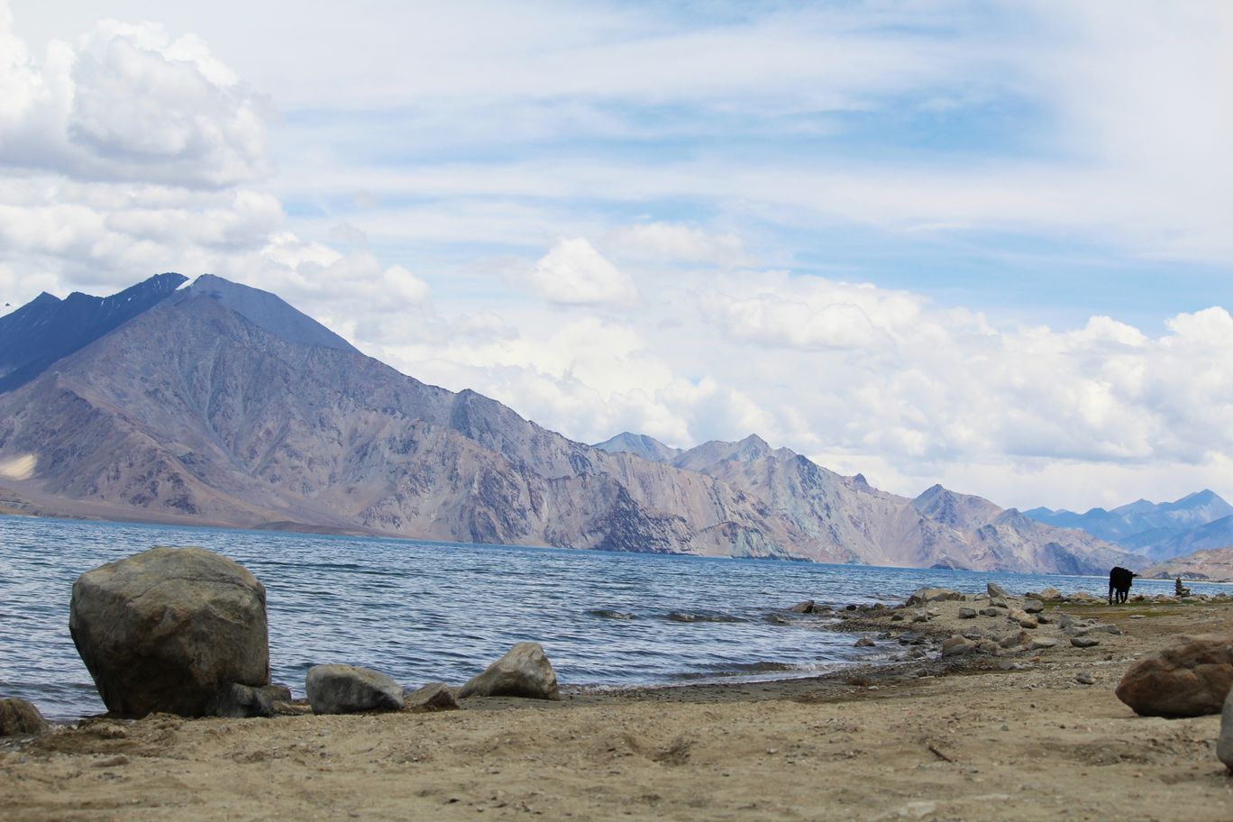 Photo of Pangong Lake By BALJEET SINGH