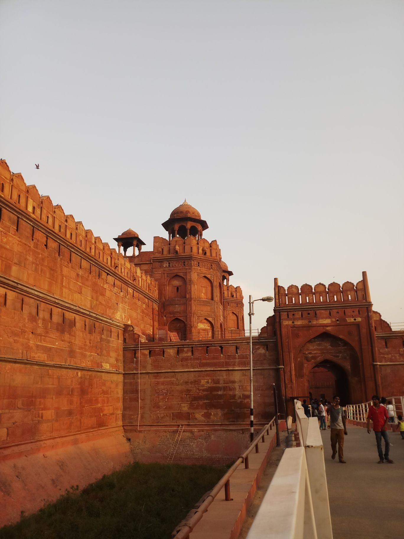 Photo of Red Fort By Abhishek Sg