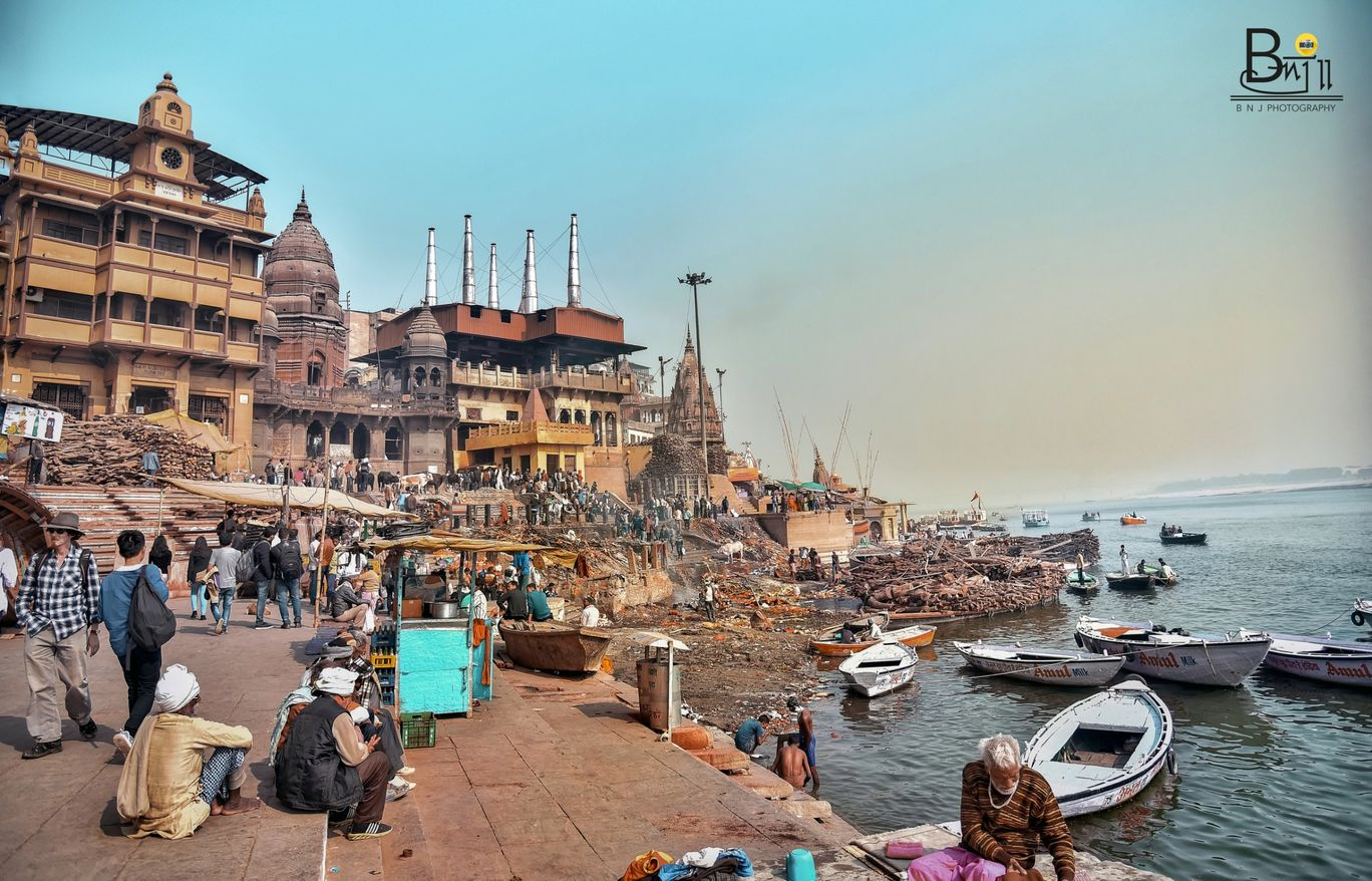 Photo of Varanasi By Pratyush Jha