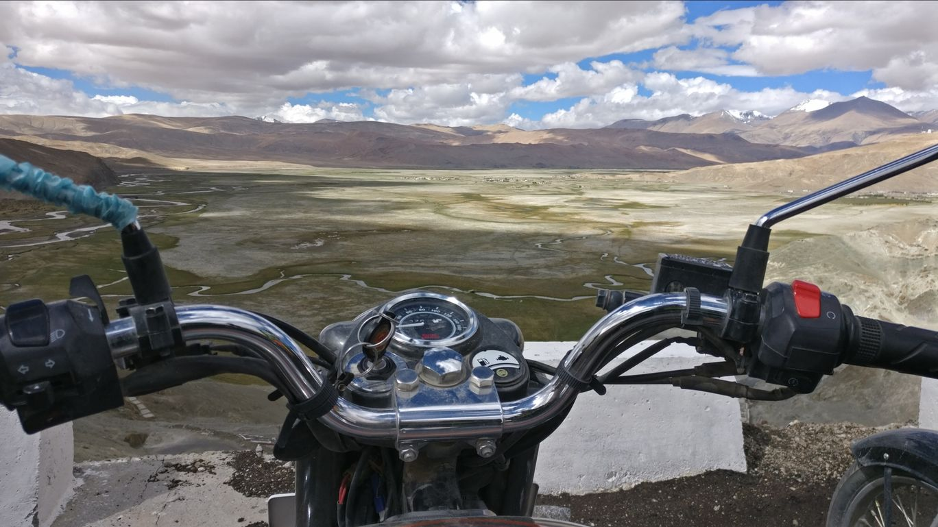 Photo of Hanle By Tushar Maheshwari