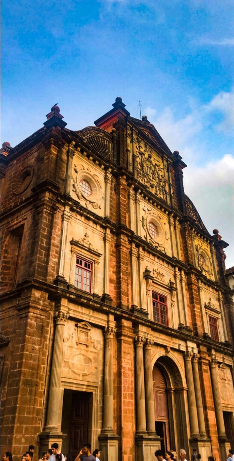 Photo of Basilica of Bom Jesus By Tushar Maheshwari