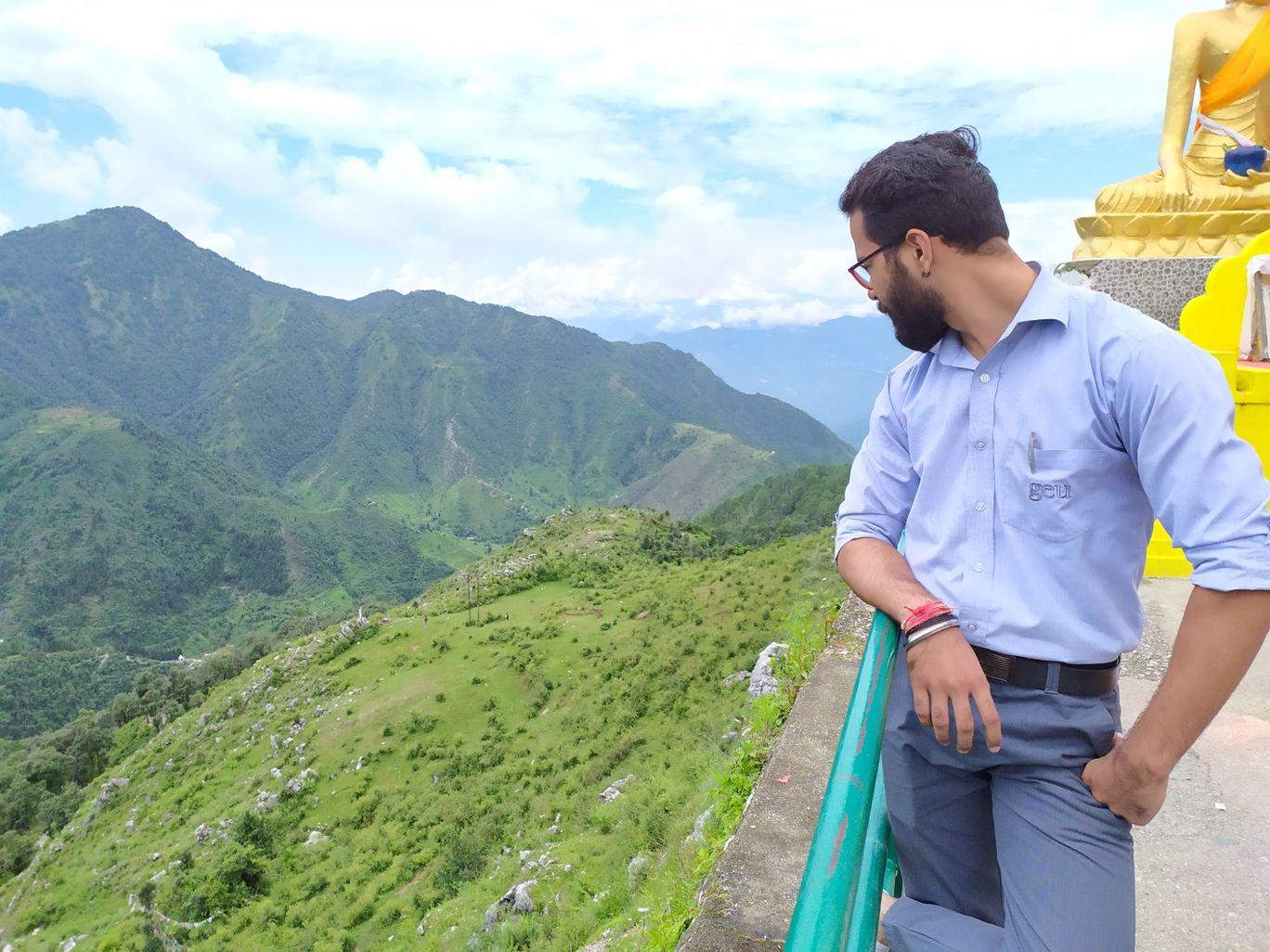 Photo of Dalai Hills By Bhavuk Chhabra @travellingproton