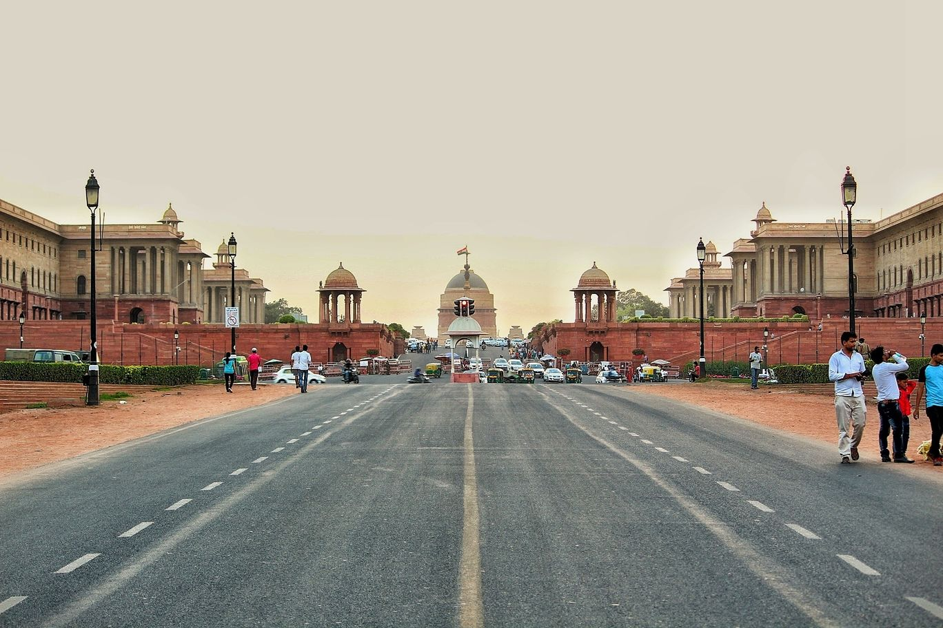 Photo of Rajpath By Abuzar Khan