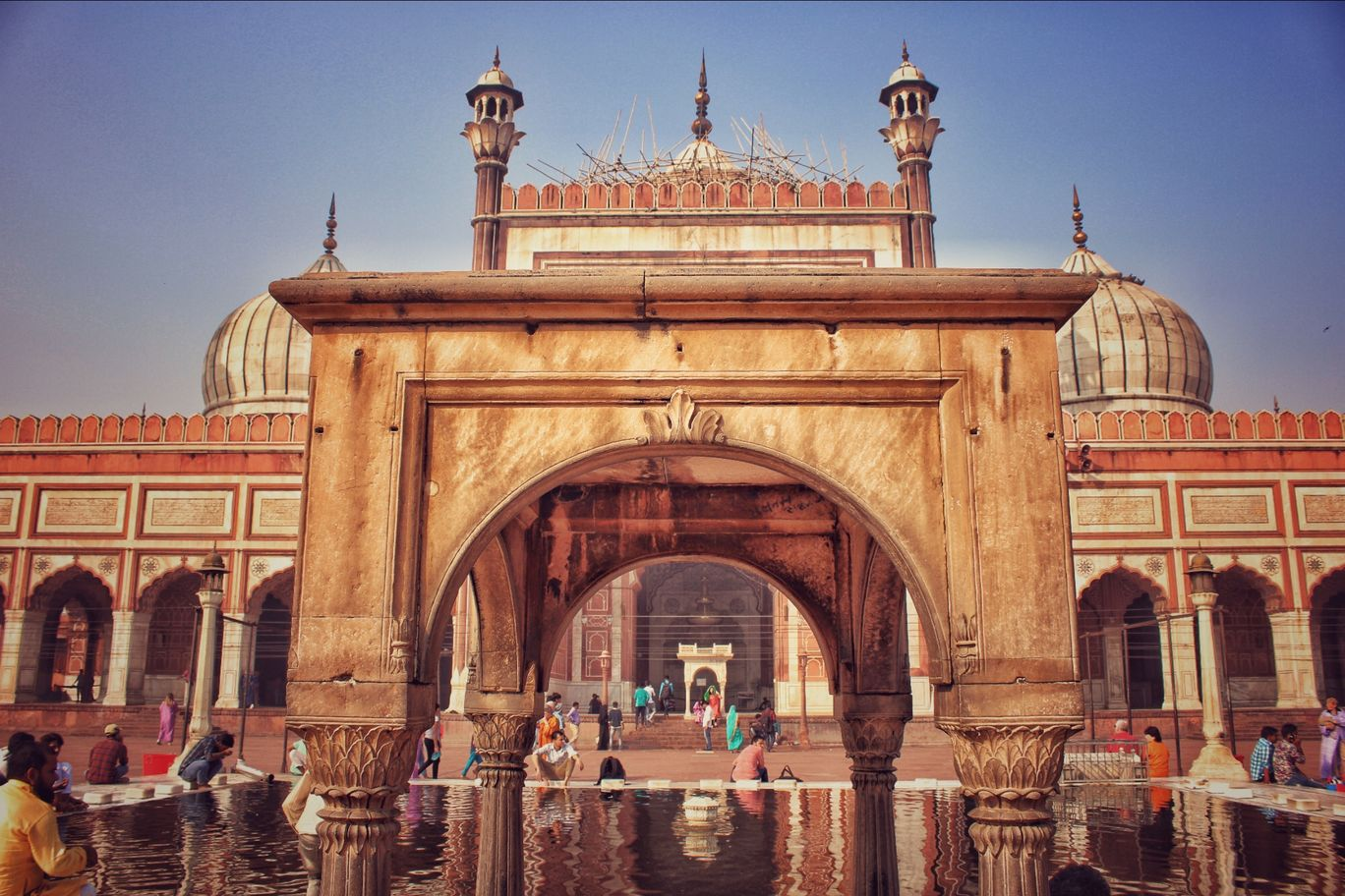 Photo of Old Delhi By Anirban Biswas
