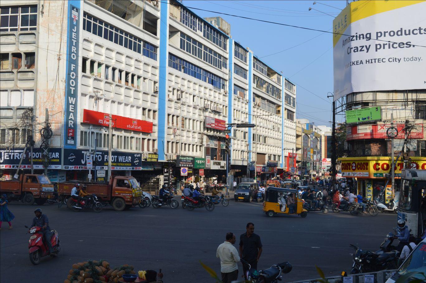 Photo of Hyderabad By Soham Naik