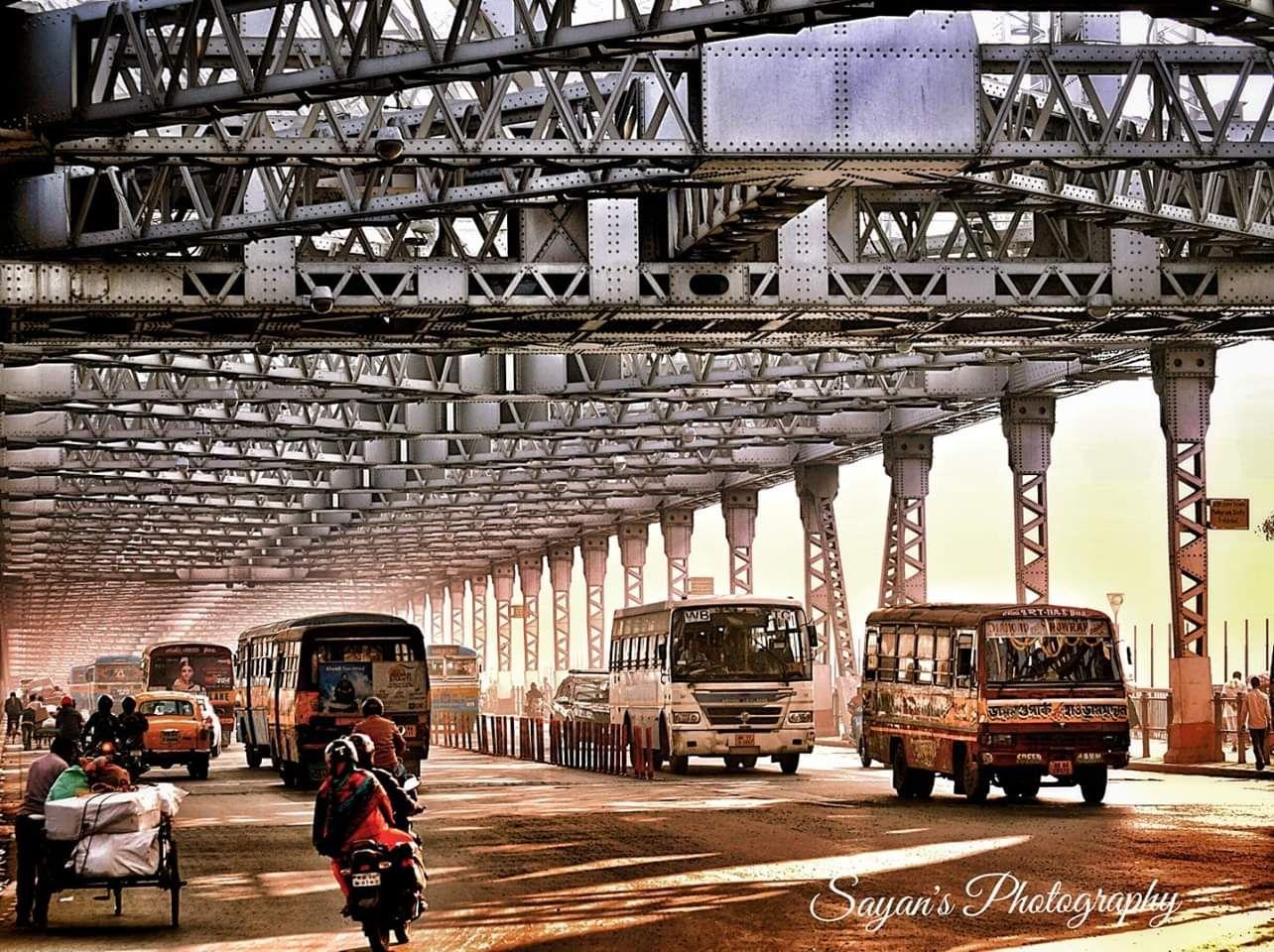 Photo of Howrah Bridge By Sayan_08