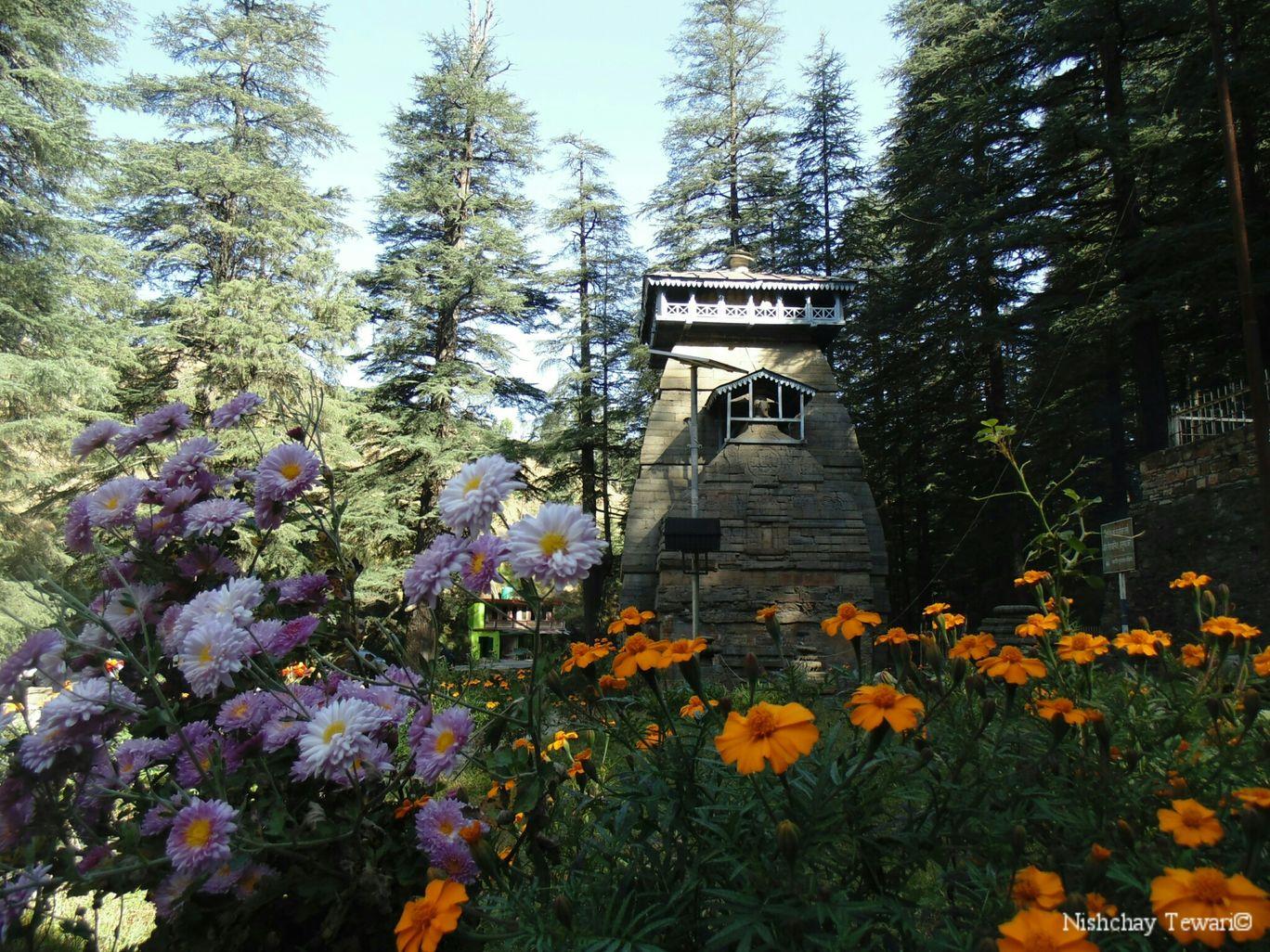 Photo of Dandeshwar Temple By Nishchay Tewari