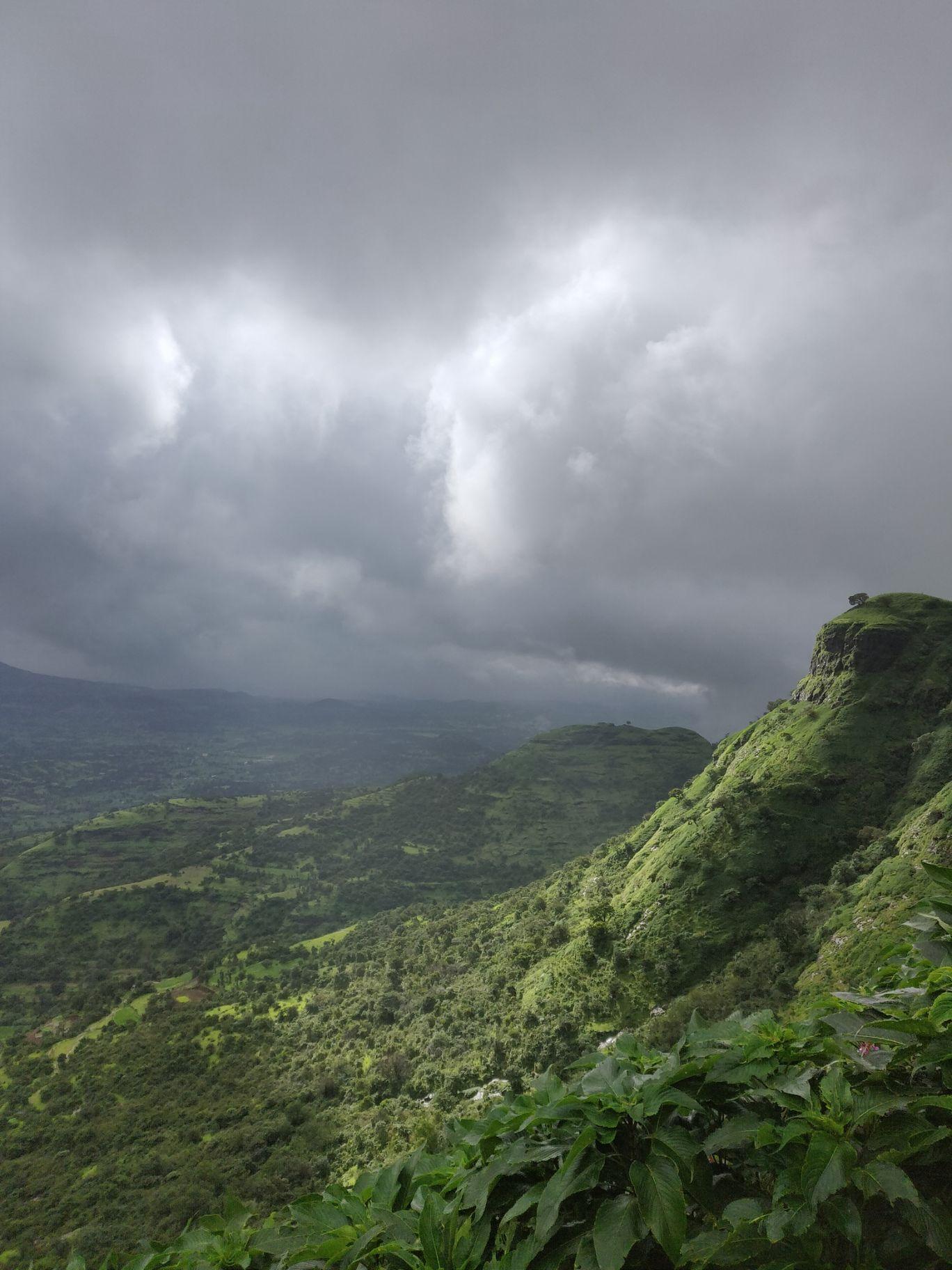 Photo of Kalsubai Peak By charan ammula