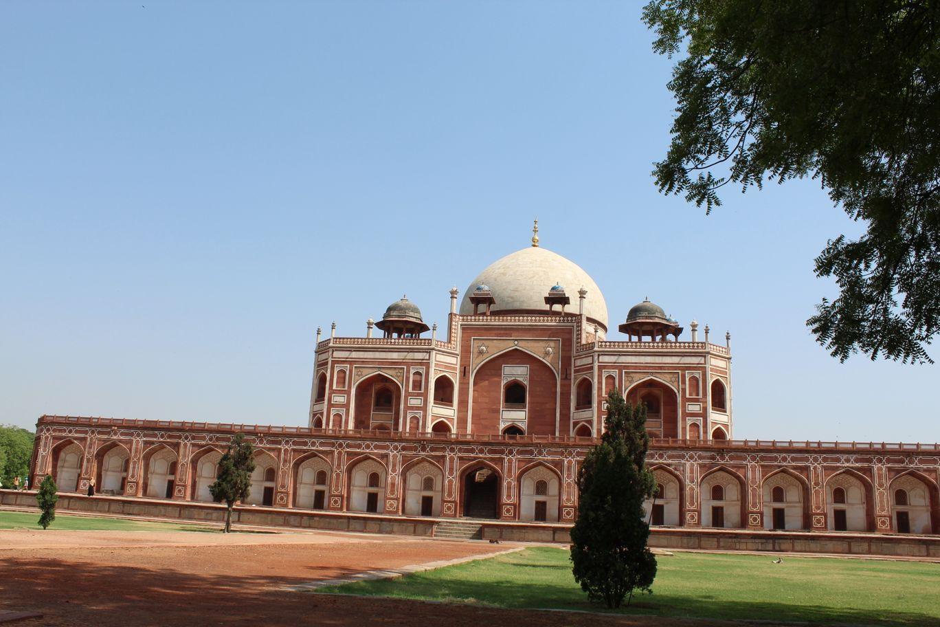 Photo of Humayun's Tomb By Suraj Mandal