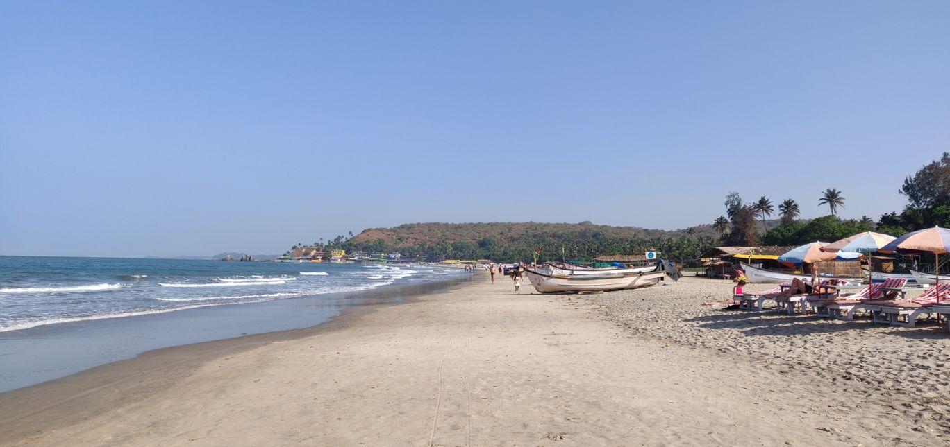 Photo of Arambol Beach By Inayath Ulla Khan