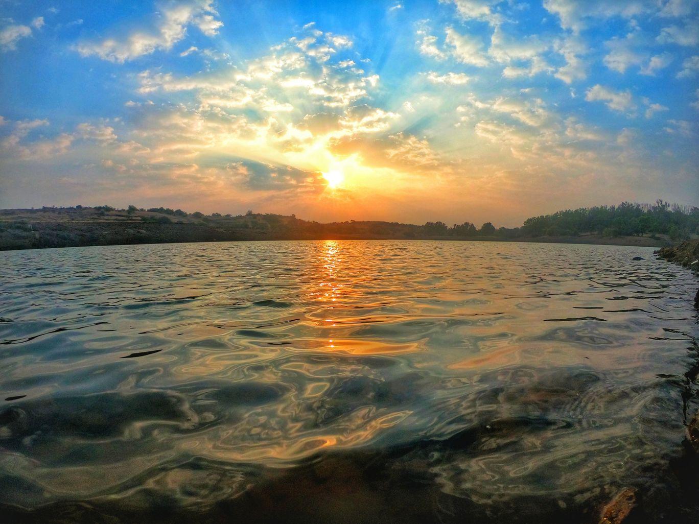 Photo of Tungarli Lake By Rohit Deore