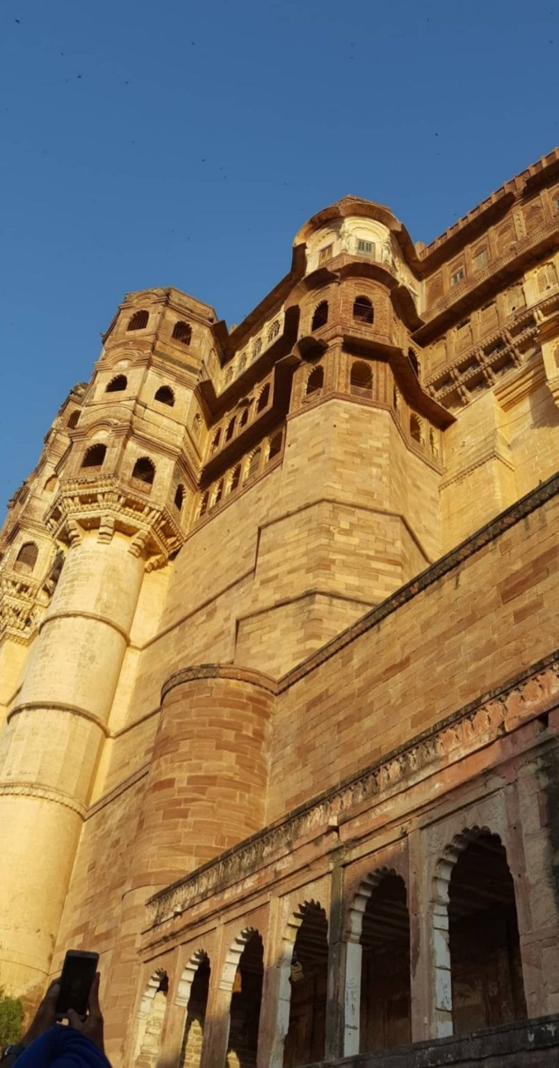 Photo of Fort de Mehrangarh By vipul gupta